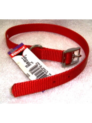 Nylon Dog Collar 16 Or 18 Inch