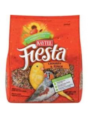Kaytee Fiesta Max Canary And Finch Food 2#