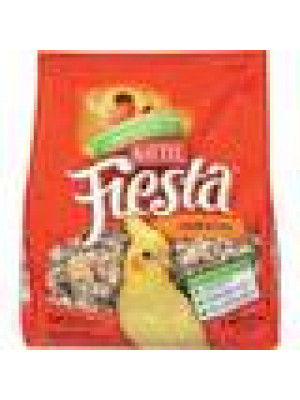Fiesta Cockatiel Food in 3 Pound Bag
