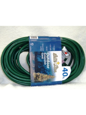 Outdoor Extension Cord 40 Ft.
