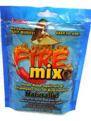 Fire Mix Squirrel Repel