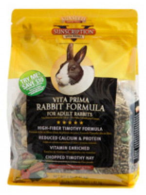 Sunscription Vita Prima Adult Rabbit Food