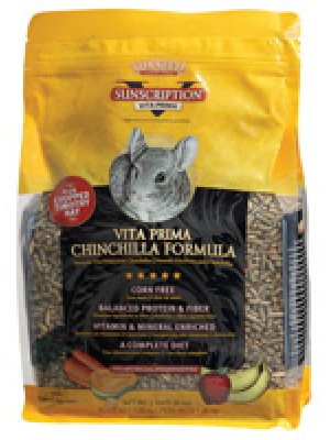 Sun Seed Vita Prima Chinchilla Food