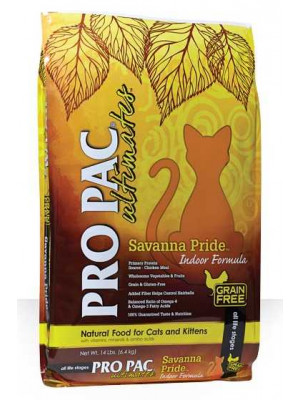 Pro Pac Savanna Pride Cat Food