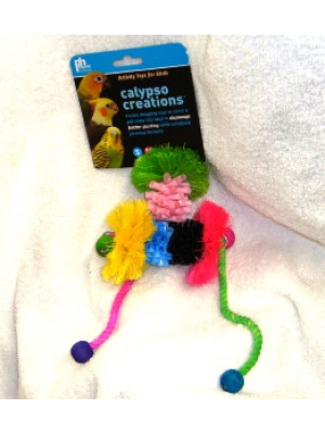 Calypso Creations Plucky Bird Toy
