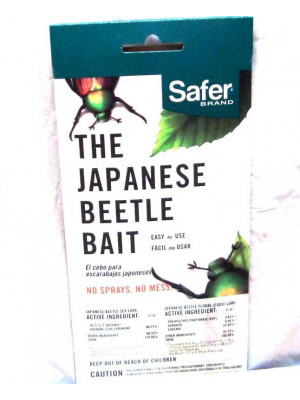 Safer Japanese Beetle Bait
