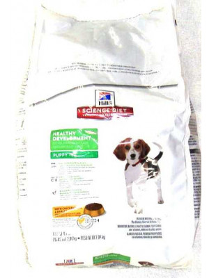 Science Diet Healthy Development Puppy Food 4.5 Lb