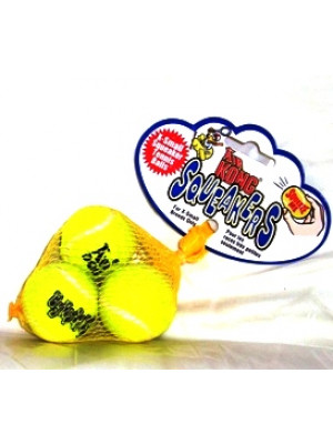 Air Kong Extra Small Squeakers Tennis Ball Dog Toy