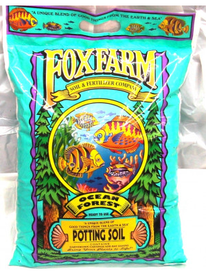 Fox Farm Ocean Forest Potting Soil 12qt