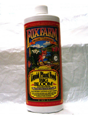 Fox Farm Big Bloom PLant Food 32oz