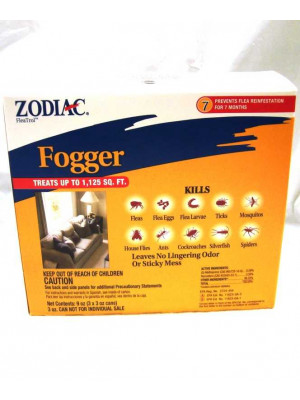Zodiac Fleatrol Premise Fogger 3 Pack