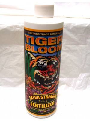 Fox Farm Tiger Bloom Plant Food 16oz