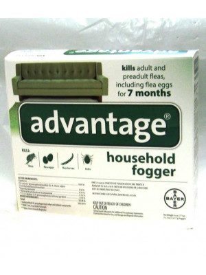 Advantage Foggers 3pk