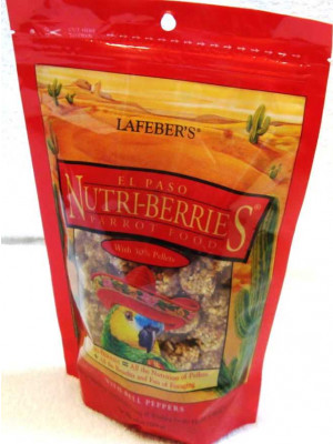 Lafeber El Paso Nutri-Berries Parrot Food