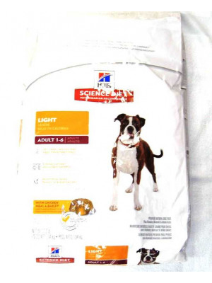 Science Diet Original Adult Light Dog Food 17 Lb