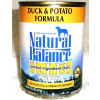 Natural Balance Duck/Potato Wet Dog Food
