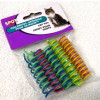 Springs Thin Cat Toys 10 Pack