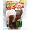 Nylabone Edible Bison Dog Treat Med 2pk
