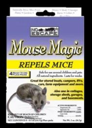 Bonide No Escape Mouse Magic 4/pk