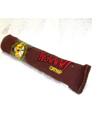 Yeoww! Catnip Cigar Cat Toy