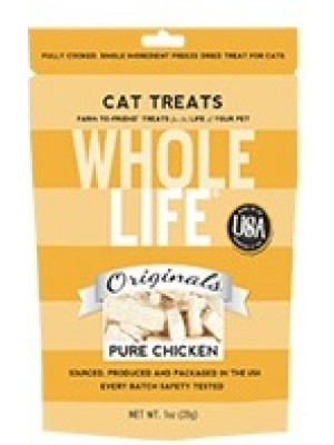 Whole Life Chicken Cat Treat