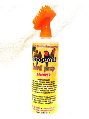 Poop Off Remover With Brush Qt
