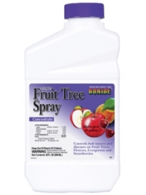 Bonide Fruit Tree Spray Concentrate Quart