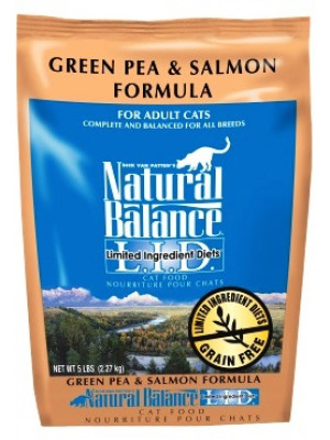 Natural Balance Pea/Salmon Cat Food