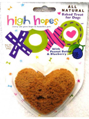High Hopes Dog Treat