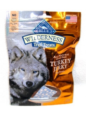 Wilderness Turkey Jerkey
