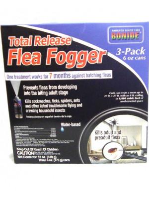 Bonide Flea Fogger 3 Pack