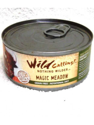 Wild Calling Magic Meadow Buffalo Cat Food