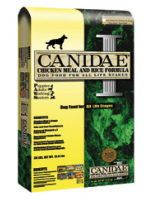Canidae Dog Chicken & Rice 5#
