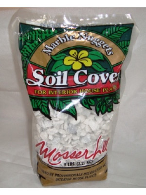 Mosser Lee Marble Nuggets Soil Cover