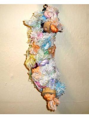 Shaggy Kabob Med./Lg Bird Toy
