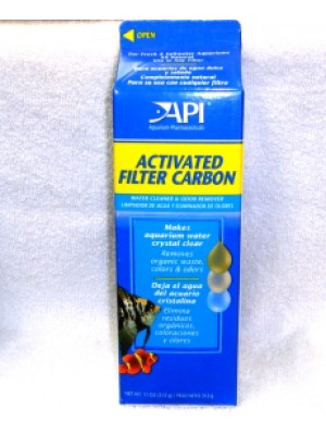 Activated Filter Carbon Water Cleaner 11 Oz.