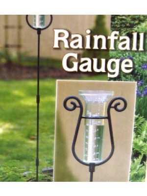 Rapitest Decorative Rainfall Gauge