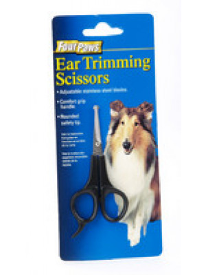 Ear Trimming Scissors
