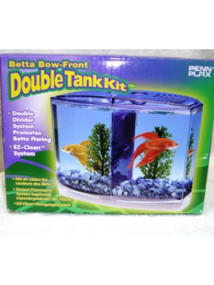 Penn Plax Double Tank Betta Kit
