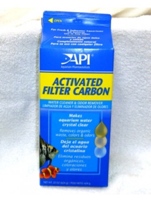 Activated Filter Carbon Water Cleaner 22 Oz.