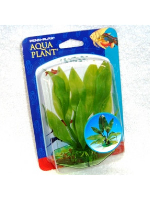 Penn Plax Aqua Plant Amazon Plant Small