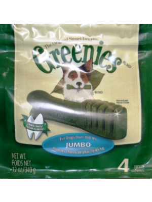 Greenies Jumbo 4 Pack