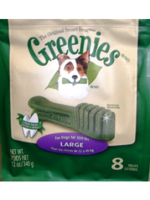Greenies Large 8 Pack