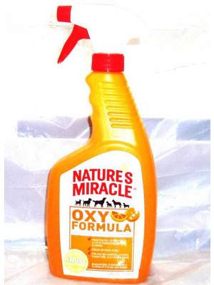 Natures Miracle Orange Oxy Spray
