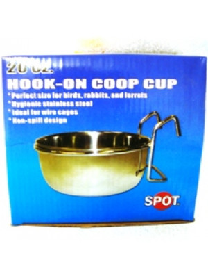 Spot Stainless Steel 20 Oz. Coop Cup