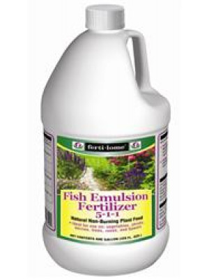 Fertilome Fish Emulsion Gallon