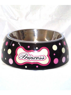 Medium Milano Princess Pet Bowl