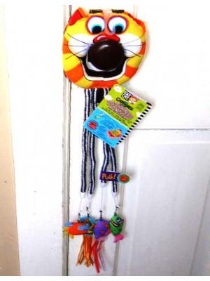 Catfisher Doorknob Hanger