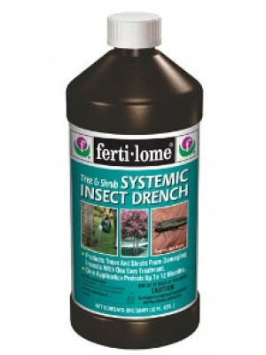 Fertilome Tree & Shrub Systemic Drench 32 Oz.