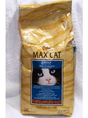 Nutro Max Cat Indoor Weight Control 6#